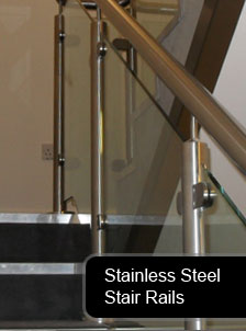 Stainless Steel Rails
